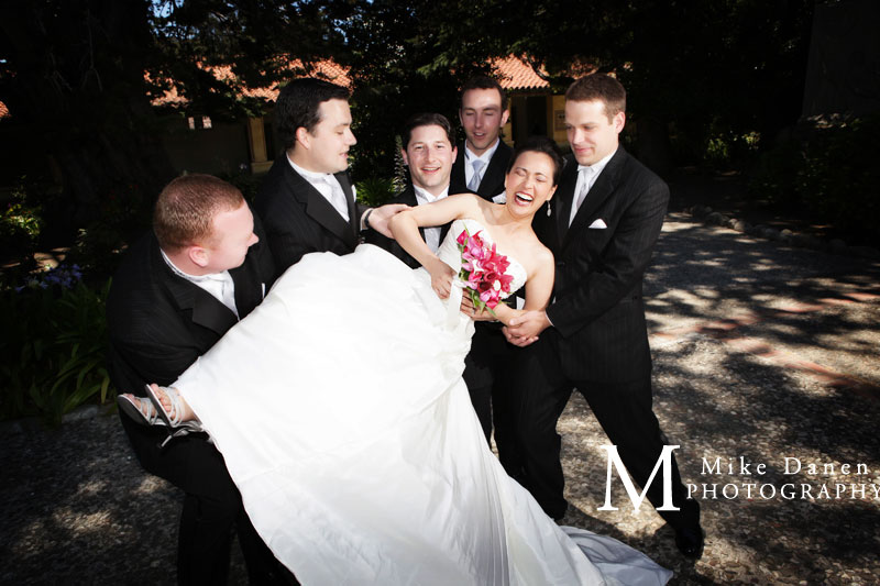 Weddings photographer Melody King Fluerish Carmel Mike Danen