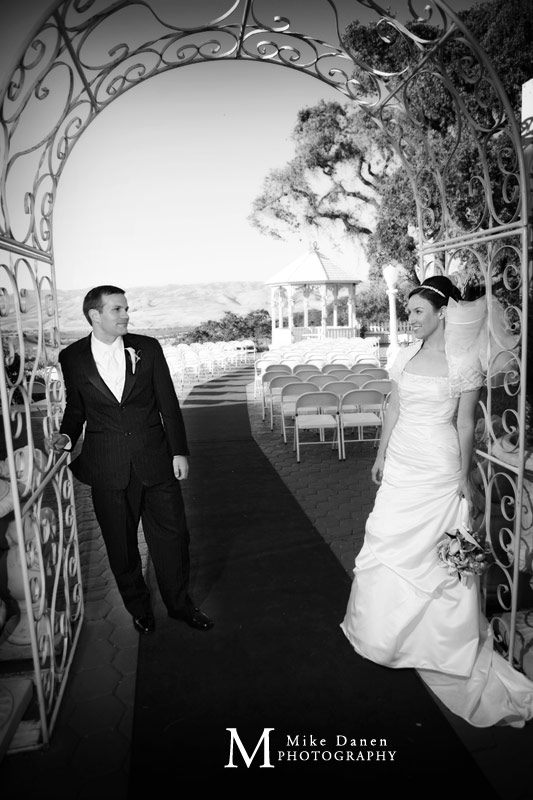 wedding photographer willow heights mansion mike danen