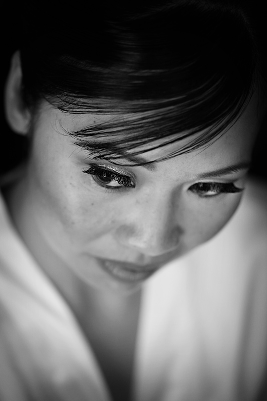 Vietnamese wedding photographer Mike Danen