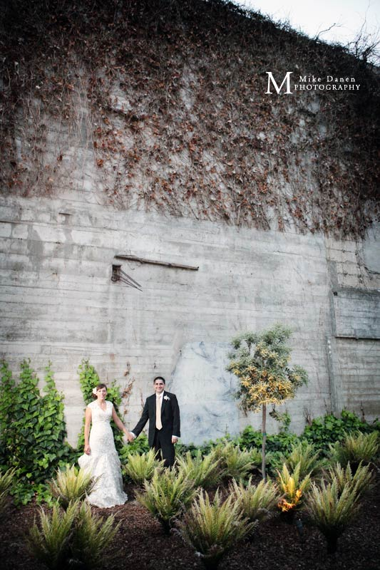 Monterey Plaza Hotel wedding photographer Mike Danen