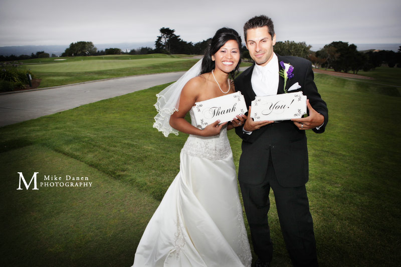 wedding photographer monterey carmel valley mike danen