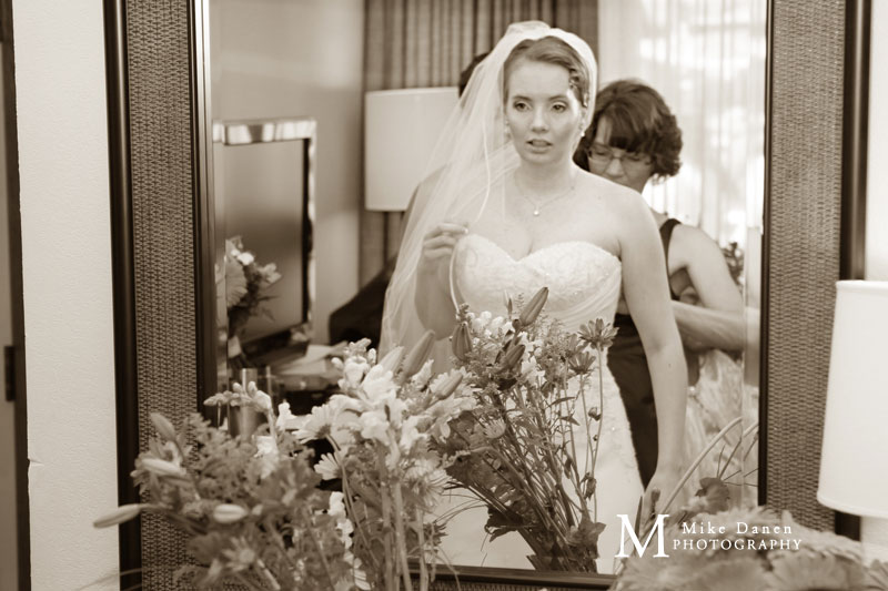Los gatos toll house hotel wedding photography Mike Danen