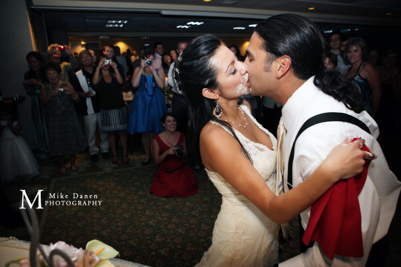 hilton hotel scotts valley santa cruz wedding photography mike danen