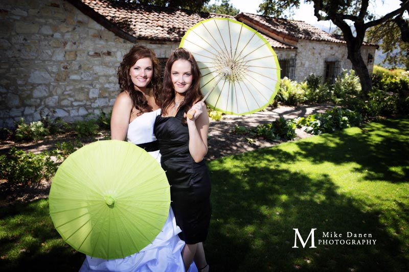 Holman Ranch Carmel Valley wedding photographer Mike Danen
