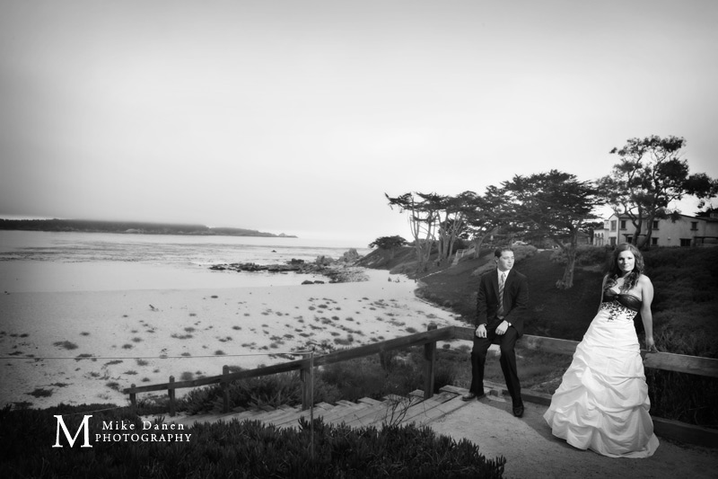 Carmel wedding photographer Mike Danen