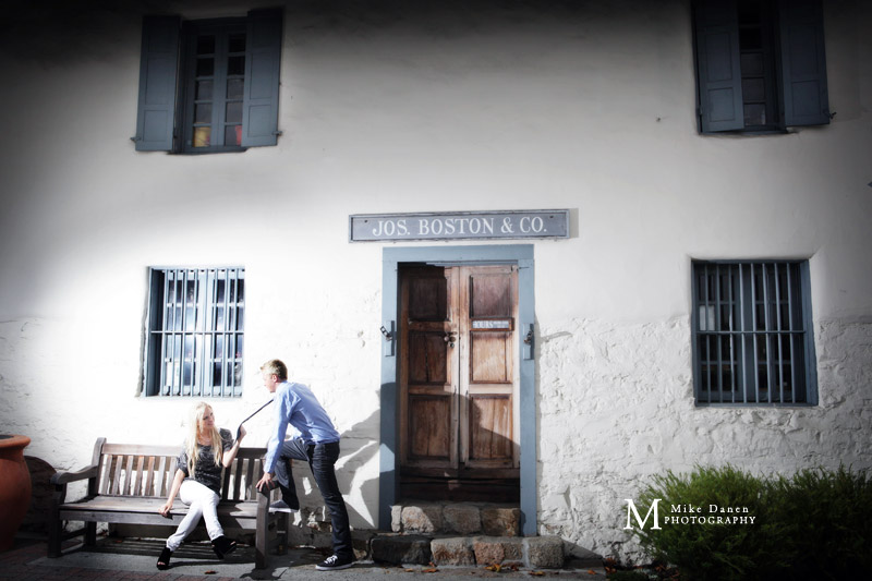 Cannery Row wedding photographer Mike Danen