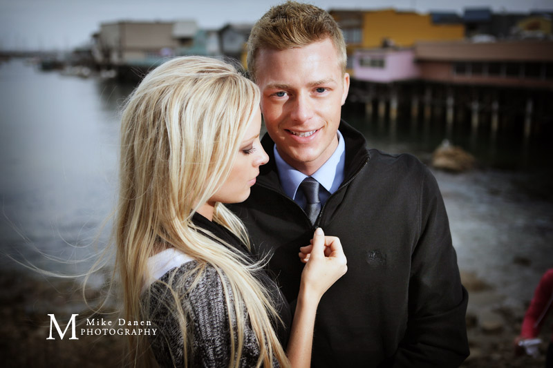 Monterey California best wedding photographer Mike Danen