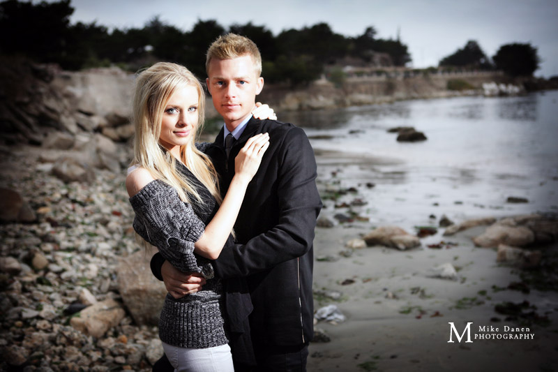 Monterey wedding photographer Mike Danen