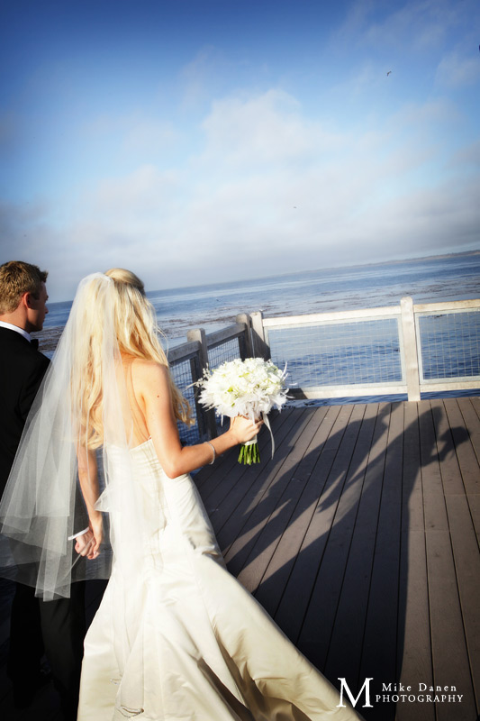 InterContinental The Clement Monterey wedding photography Mike Danen
