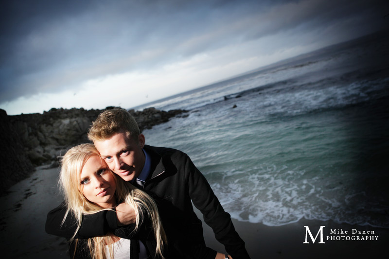 Fishermans Wharf Monterey wedding photographer Mike Danen