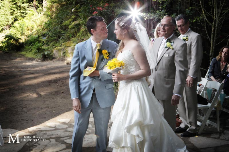 Nestldown wedding photographer Mike Danen Los Gatos