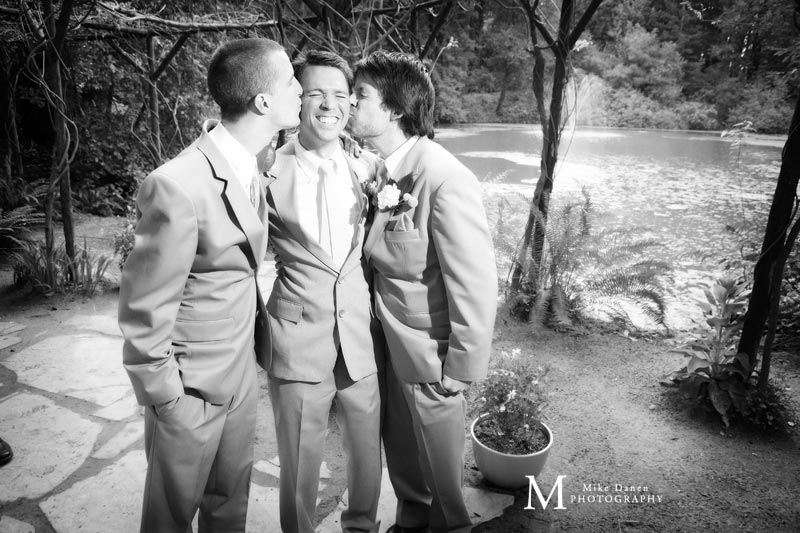 Nestldown wedding photographer Los gatos Mike Danen