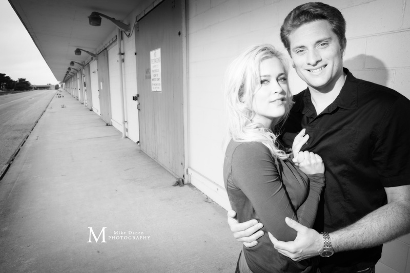 Byington Winery Juliette Fretté wedding photography by Mike Danen