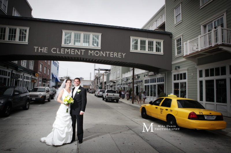 Cannery Row The Clement wedding photographer Mike Danen