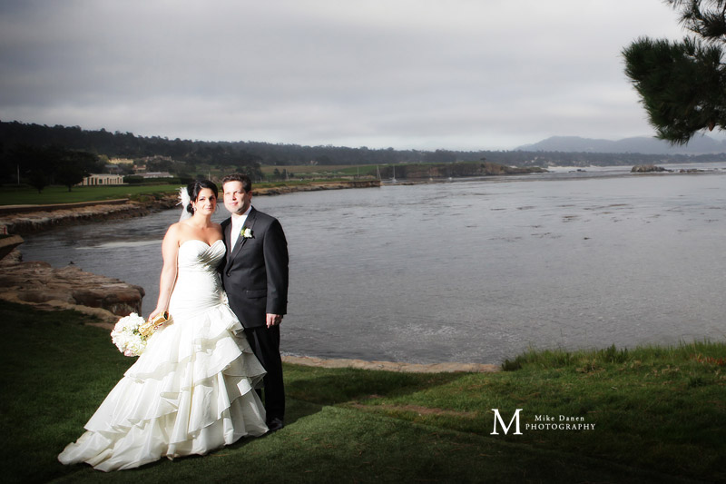 Pebble Beach wedding photography Mike Danen
