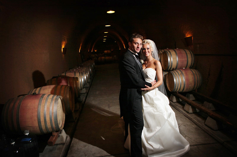 Wedding photographer Bernardus Vineyard Carmel Valley