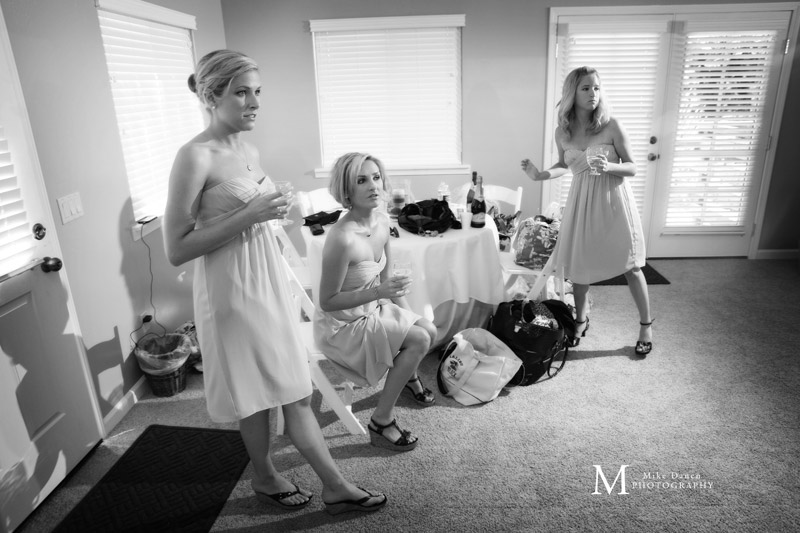 Bridesmaids at Kennolyn weddings
