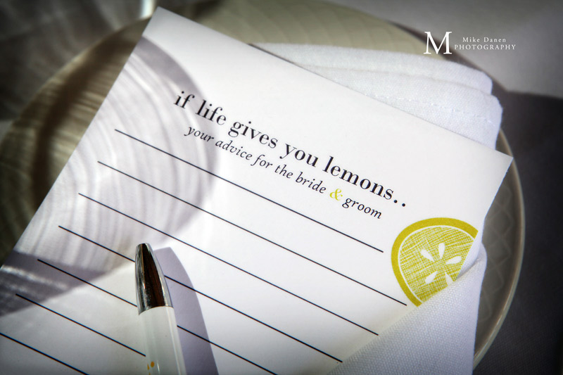 Wedding advice for the bride and groom