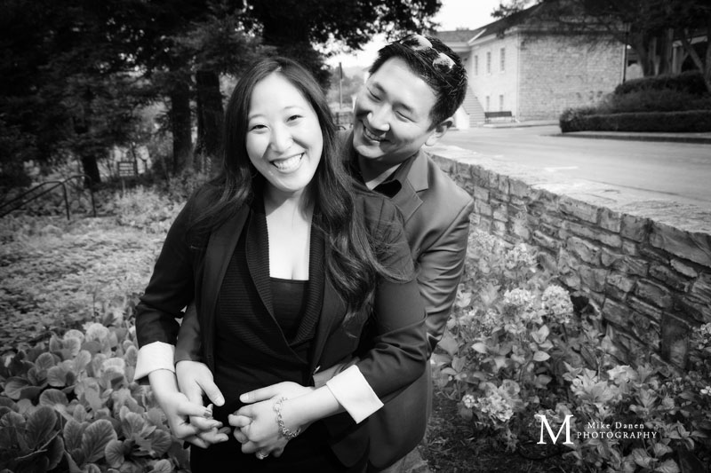 Engagment photography in Monterey by Mike Danen