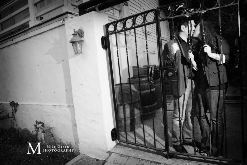 Engagement session by Mike Danen