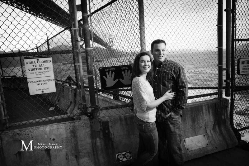 Fort Point San Francisco photographer Mike Danen