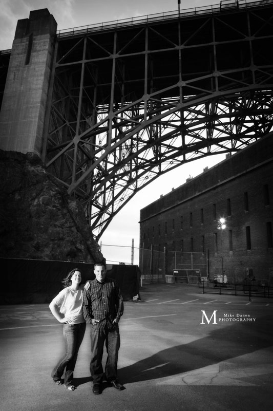 Fort Point photographer Mike Danen
