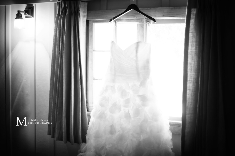 Monique Lhuillier wedding dress Holman Ranch