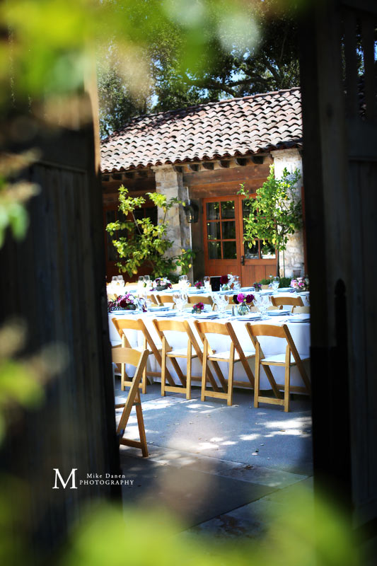 Holman Ranch reception