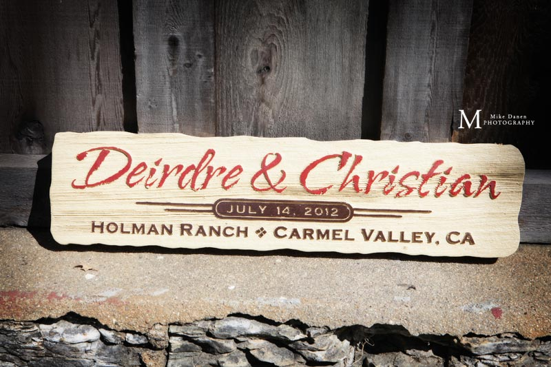 Holman Ranch weddings