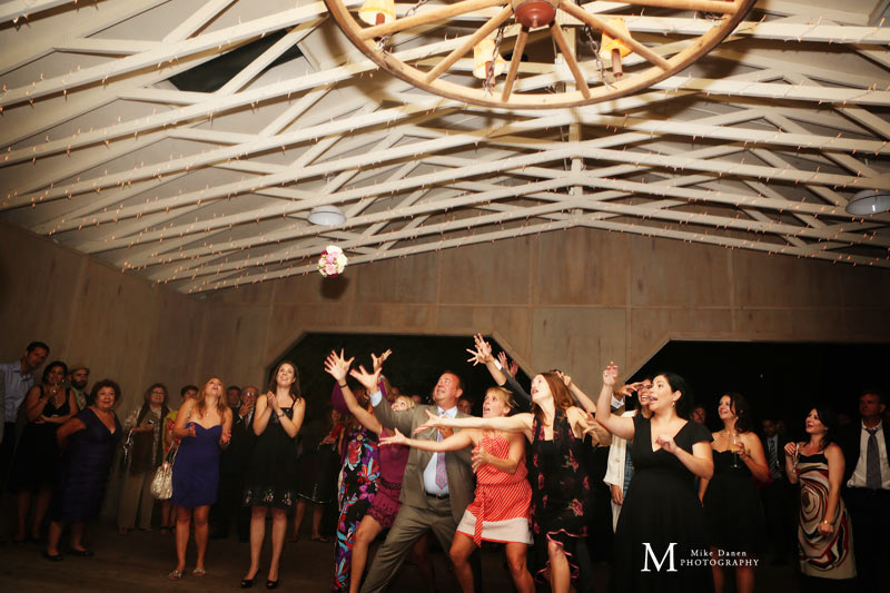 Holman Ranch Bouquet Toss
