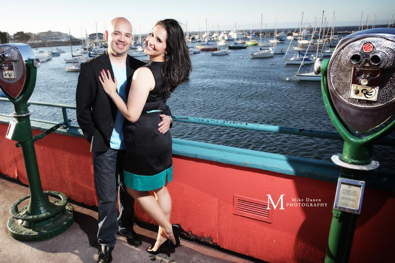 Wedding photographer Monterey Mike Danen