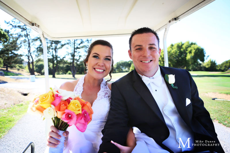 Petaluma Golf & Country Club wedding photography