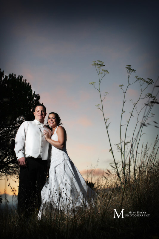 Petaluma Golf & Country Club wedding