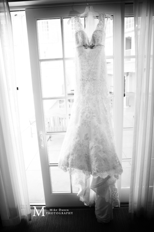 Wedding dress The Clement