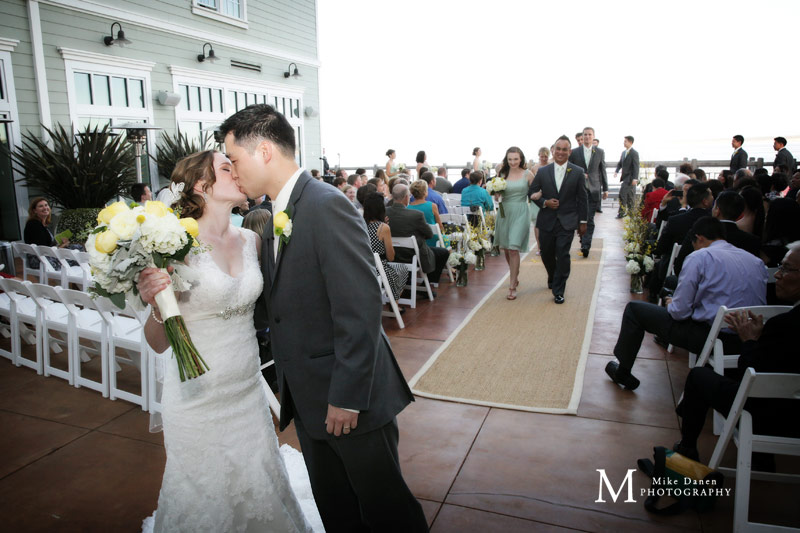 Monterey wedding photography Mike Danen
