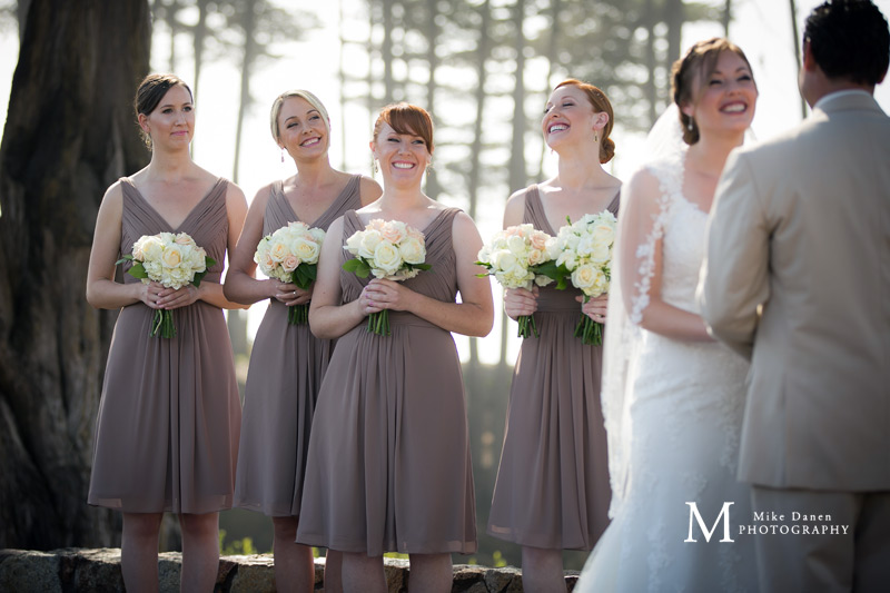 Seascape Bridesmaids