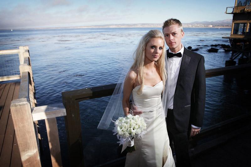 Wedding Photographer Intercontinental Monterey