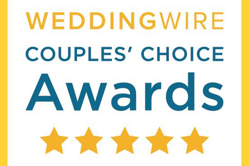 WeddingWire Couples Choice Award 2014 | MONTEREY WEDDING ...